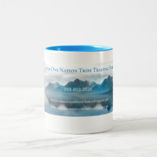 Under One Nation Tribe Trading Post Coffee Cup