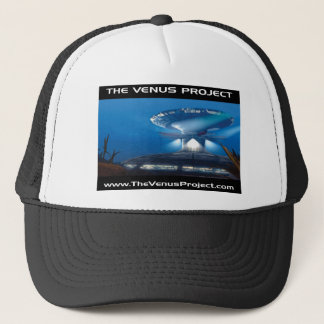 Under Sea City Trucker Hat