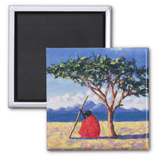 Under the Acacia Tree 1991 Magnet
