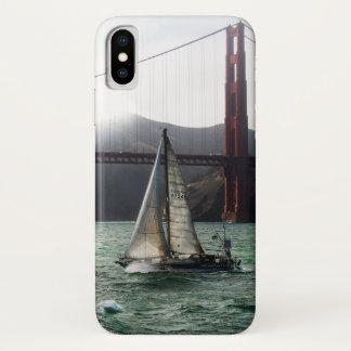 Under the Bridge iPhone X Case