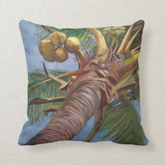 Under the Coconut Tree American MoJo Pillow