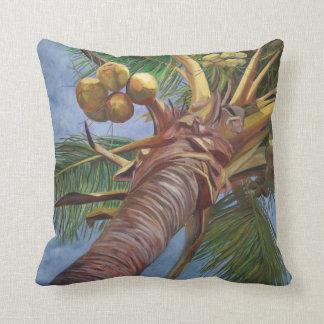 Under the Coconut Tree American MoJo Pillow Cushion