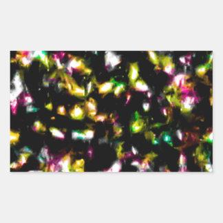 Under the Fireworks.jpg Rectangular Sticker