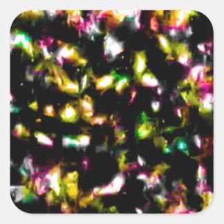 Under the Fireworks.jpg Square Sticker