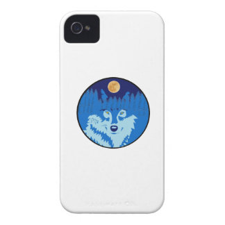 Under the Full Moon iPhone 4 Cover