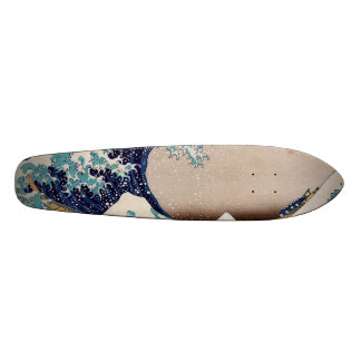 Under the Great Wave off Kanagawa 18.1 Cm Old School Skateboard Deck
