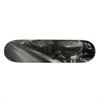 Under The Hood Skate Board Deck