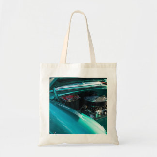 Under The Hood Tote Bag