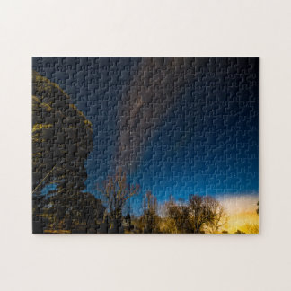 Under the Milky-Way Jigsaw Puzzle