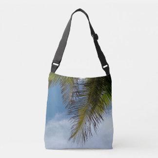 Under the Palm Crossbody Bag