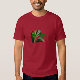Under The Palm Tree Tee Shirt