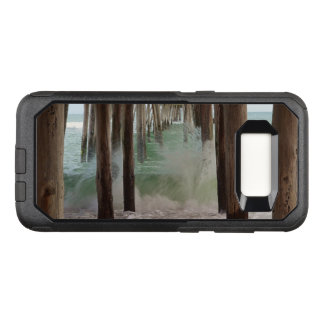 Under The Pier by Shirley Taylor OtterBox Commuter Samsung Galaxy S8 Case