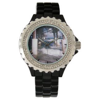 Under the Pier Wrist Watch