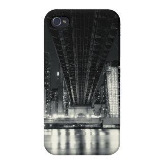 Under the QueensBoro Bridge - NYC Cover For iPhone 4