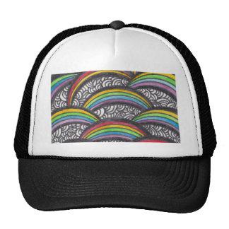 Under the Rainbow Cap