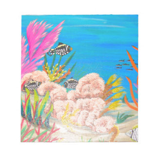 Under the Sea 1 Notepad