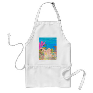 Under the Sea 1 Standard Apron