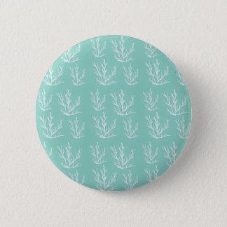 under the sea 6 cm round badge