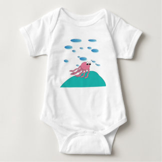 Under the Sea Baby Once Baby Bodysuit