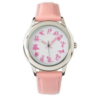 Under The Sea Fun Wristwatches