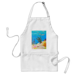Under the Sea Gallery Aprons