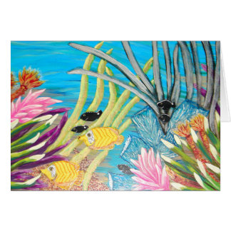 Under the Sea Gallery Cards