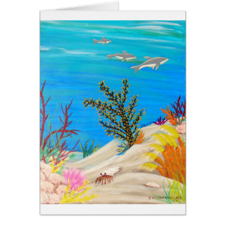 Under the Sea Gallery Greeting Card