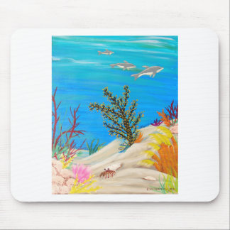 Under the Sea Gallery Mousepad