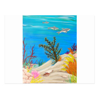 Under the Sea Gallery Post Cards