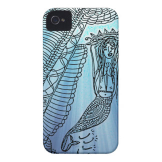Under the sea iPhone 4 cover