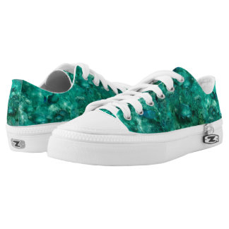 Under the Sea Low Tops