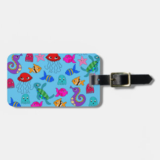 Under the Sea Luggage Tag