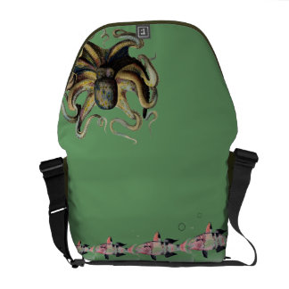 Under the Sea Messanger Bag Messenger Bag