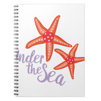Under The Sea Notebook