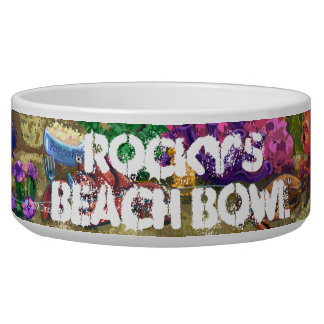 Under the Sea Personal Pet Bowl
