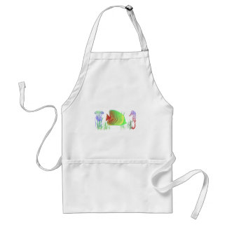 Under the sea standard apron