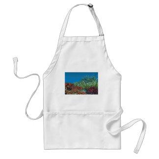 Under the sea standard apron