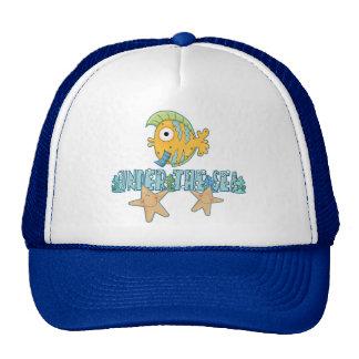 Under The Sea Star Fish Hats