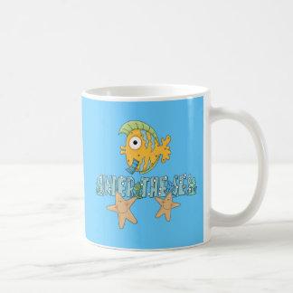 Under The Sea Star Fish Mug