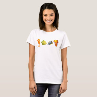 Under the Sea Style T-shirt