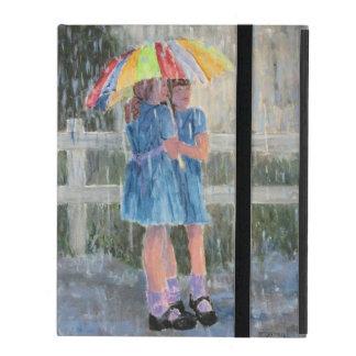 Under the Umbrella iPad Cover