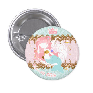 Under the Water - 1.5 Inch Button