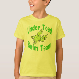 Under Toad Swim Team T-Shirt