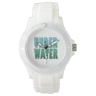 Under water watch