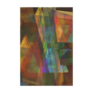 Underarch Canvas Print