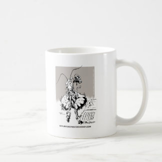 Undercover Cockroach Coffee Mug