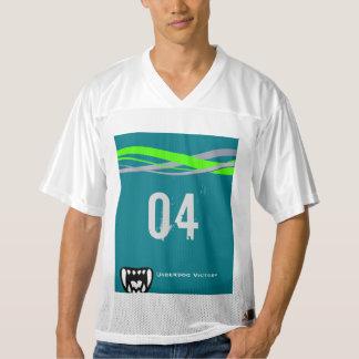 Underdog Victory Aqua Lime Jersey