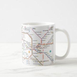 Underground Berlin Coffee Mug