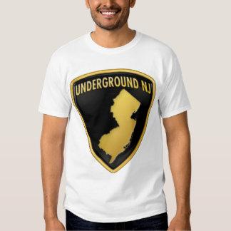 Underground NJ Logo Tshirt