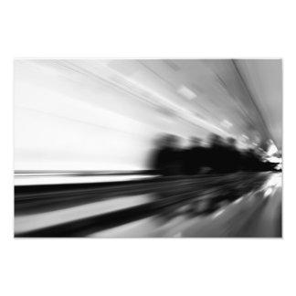 Underground Photo Print